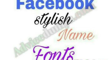 [500+ Acceptable] Latest Fb Stylish Name list for Boys&Girls