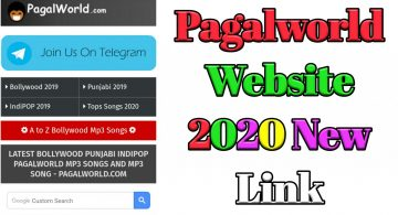 Pagalworld Mp3 Music Website [2020 New Link]