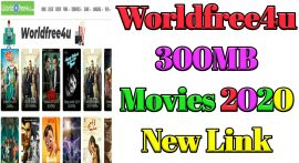 Worldfree4u 2020- Worldfree4u 300Mb movies Download New Link